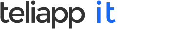 TeliApp IT Logo